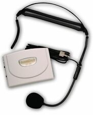 SoundTech Wireless Lavaliere Handheld Headset Transmitter Stt-40 176.71Mhz G2/65