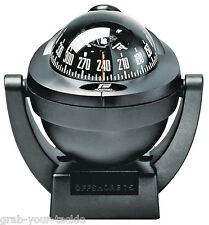 Boat Compass Marine Compass Plastimo Offshore 75 black Bracket Mount Compass
