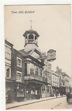 Town Hall, Guildford Postcard, A771