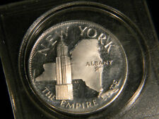 New York Silver Ingot 14.6 g (eb915)