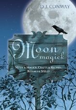Moon Magick HUGE Book! ~ Wiccan Pagan Supply