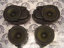 11-13 Chevrolet Caprice PPV OEM Set of 4 Speakers