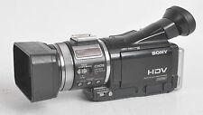 SONY HVR-A1E HDV VICEO CAMERA / CAMCORDER