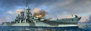 TRUMPETER 1/700 USS Alaska CB1 Battlecruiser TRP6738-NEW