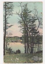 Canada, Vista, North West Arni, Halifax N.S. Postcard, B141