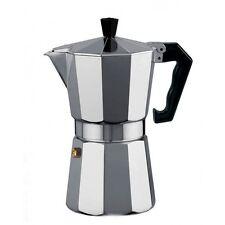 Caffettiera Moka Macchinetta Caffè Espresso Napoletano Misura 6 Tazze moc