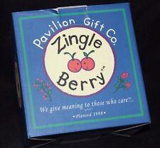 "Zingle Berry ""Baths Are The Best"" #1014  Figurine"