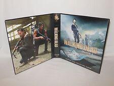 Custom Made The Walking Dead Season 5 Trading Card Album Binder