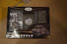 M4A3 TANK Testors PLASTIC MODEL 1/35