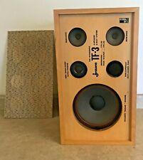 Vintage Jensen Loudspeaker TF-3 3 Way 4 Speaker System Dealer Demo