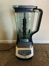 Ninja 1000 Watts Blender NJ600, Silver Black 72 Oz