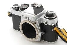 Near MINT Nikon FE Body SLR 35mm film camera from Japan