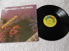 Bob Marley  and the Wailers  SHAKEDOWN LP Album  Canada pressing