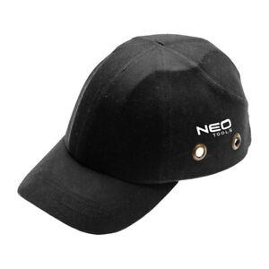 Anstoßkappe schwarz Kopfschutz Schutzhelm Hardcap Schutzkappe Arbeitskappe