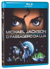 Michael Jackson Moonwalker Blu Ray Includes 16 page booklet Portugal version