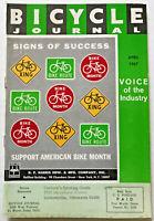 1967 Bicycle Journal Magazine New SCHWINN STING-RAY Murray/MANY Bike PHOTOS!