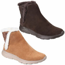 Skechers Fur Ankle Boots for Women