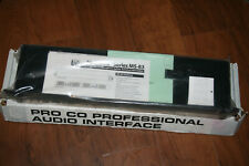 Pro Co ProCo Ms83 8-Channel(3 Way)1x3 Rackmount Mic Splitter 20Hz-20kHz Freq.