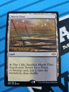 MTG NM Marsh Flats *READY TO SHIP* - MH2 Modern Horizons 2