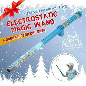 Kids Magic Wizard Wand Toy Electrical Fun Levitation Flashing Magic Fly Stick