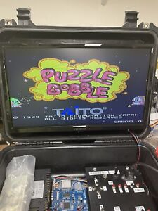 Neo Geo Puzzle Bobble (bust A Move) Cartridge Mvs Snk