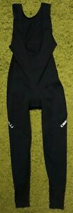Vintage Castelli Autumn/Winter Thermal Cycling Bib Tights GORE Windstopper IEV