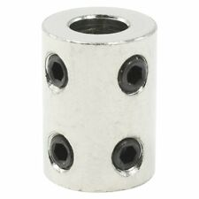 6mm x 8mm Bore Stainless Steel Robot Motor Wheel Coupling Coupler 6mm to 8m A2N8