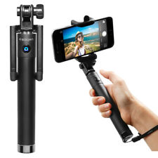 Spigen® [S520] Extendable Handheld Bluetooth Selfie Stick Monopod For Cell Phone