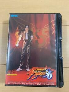 The King of Fighters 96 AES SNK Neogeo Box ROM software