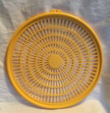 Tupperware Yellow Replacement Colander Strainer 1836-2