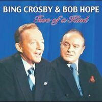FREE US SHIP. on ANY 3+ CDs! NEW CD Bing Crosby, Bob Hope: Two of a Kind