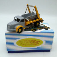 Atlas Dinky Toys Camion Berliet Multibenne Marrel 34C Diecast 1:43 Scale Models