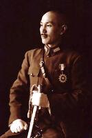 CHIANG KAI-shek-Leader Republic of China Mainland & Taiwan-Military Leader-PHOTO