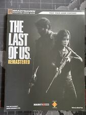 The Last of Us Remastered Signature Series Strategy Guide By Brady Games - 2014