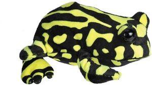 Corro|boree Frog Plush, Stuffed Animal, Plush Toy, Gifts for Kids, Hug'ems