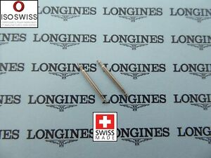 Top Quality ISO Swiss Made S/S Spring Bars for Longines 12-24mm Ø1.5mm Ø1.8mm