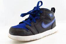 Nike Air Jordan Purple Synthetic Athletic Toddler Boys Sz 8