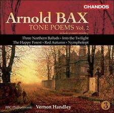 Bax:  Tone Poems, Volume 2, New Music