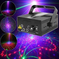5 Lens 80 Patterns RGRB Multiple Laser RGB Ripple Patterns LED Christmas Light