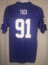 Justin Tuck New York Giants Jersey size YOUTH XL by Reebok