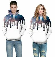 Graphic Pullover Jumper Unisex 3D Print Sweatshirt Womens Mens Tops Hooded