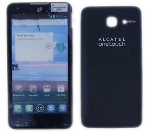 "New Alcatel OneTouch Sonic A851L Phone Tracfone StraightTalk 4.6"" 4G LTE Android"