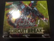 Yu-Gi-Oh! Circuit Break Factory Sealed 1st Edition Booster Box
