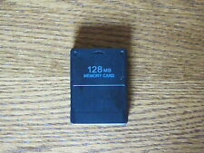 Memory Card Speicherkarte 128 MB für Playstation 2 PS2 PS 2