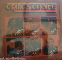 CRITICS CHOICE - Various Artists ~ VINYL LP US PRESS SEALED