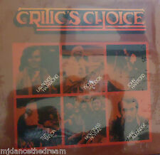 CRITICS CHOICE - Various Artists ~ VINYL LP US PRESS SEALED