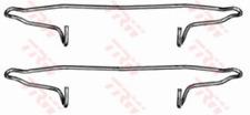 TRW Set di accessori, dischi pinza freno per il sistema di frenatura pfk300