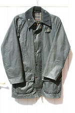 "Barbour Beaufort Waxed Cotton Jacket 36"" Chest UK Small"