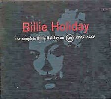 Billie Holiday The Complete Verve 1945/59 VERVE 314 513 859-2
