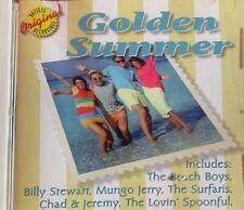 Golden Summer 10 Track Rhino Used Cd